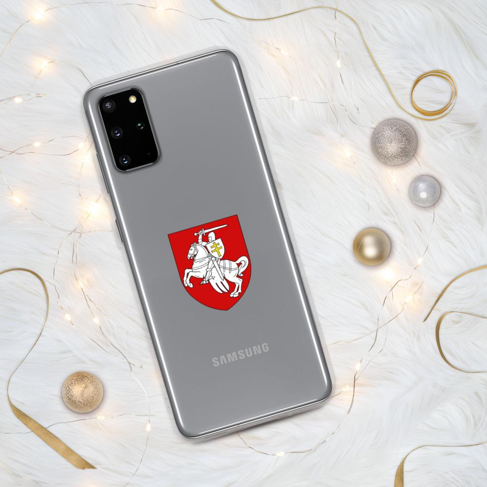 "Samsung Case with coat of arms ""Chase"" Hopikas Samsung Galaxy S20 Plus"