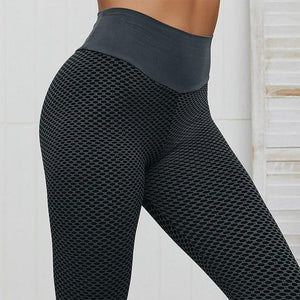 Seamless Workout Leggings Hopikas Black M