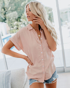 Short Sleeve Blouse Hopikas