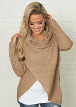 Load image into Gallery viewer, Speckled Cardigan Hopikas Khaki L