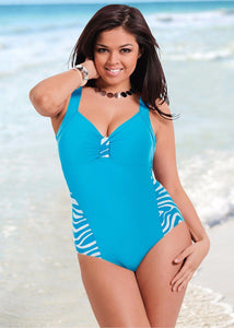 Swim Suit Stripe Hopikas