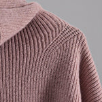 Load image into Gallery viewer, Turtleneck Knitted Sweater Hopikas
