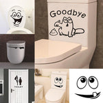 Load image into Gallery viewer, Waterproof stickers for toilet and bathroom Hopikas