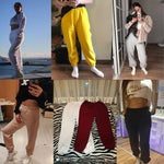 Load image into Gallery viewer, Wide Leg Sweatpants Hopikas