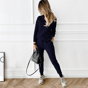 Women's Tracksuit (Sweater and Elastic Trousers) Hopikas