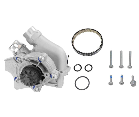 Water Pump and Thermostat Assembly Kit 2.0 Metal Housing (CRP)