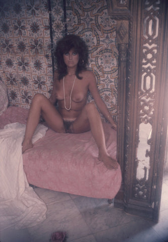 Bonnie Dee 35mm Photograph By Bob Guccione - 1977