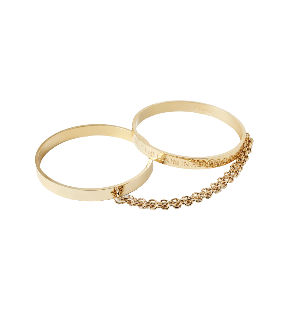 Cleo Bangle Handcuffs