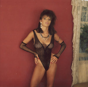 DEBORAH LAUFER in bodysuit