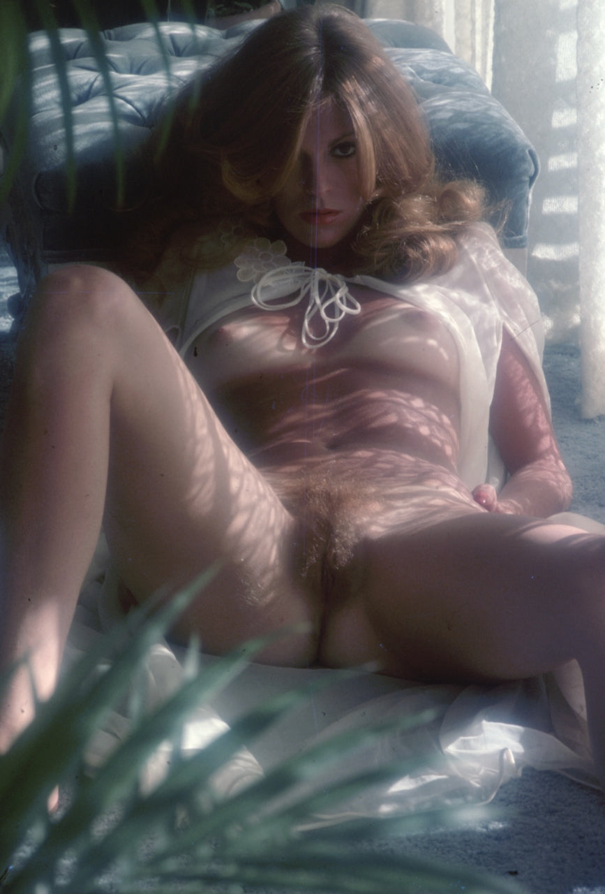 Victoria Johnson 35mm Photograph by Bob Guccione - 1977