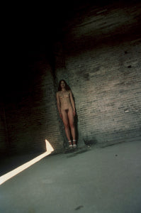 Roy Stuart nude portrait industrial warehouse