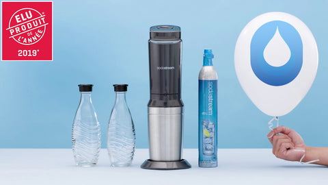 Pack Sodastream