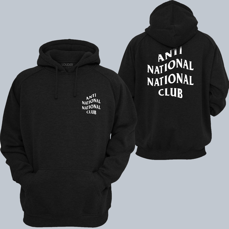 Anti National National Club X Kunal Kamra | Limited Edition Hoodie