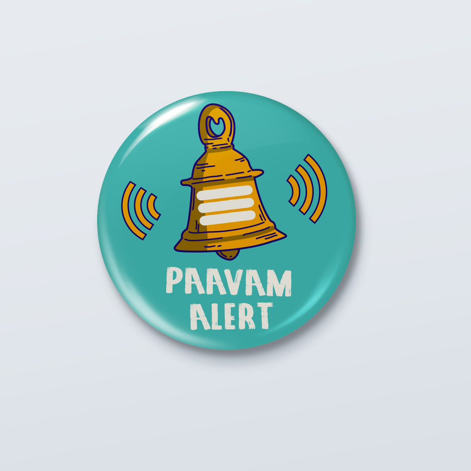 Paavam - Official Kenny Sebastian Badge
