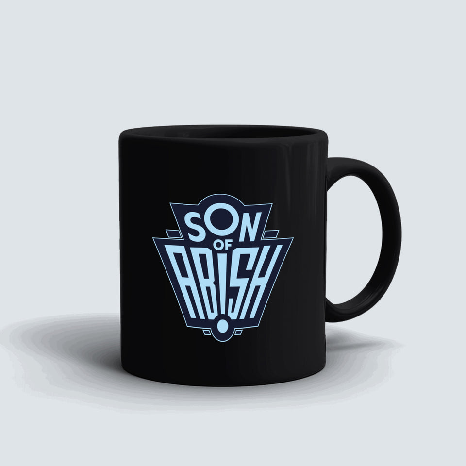 Son of Abish - Abish Mathew Mug