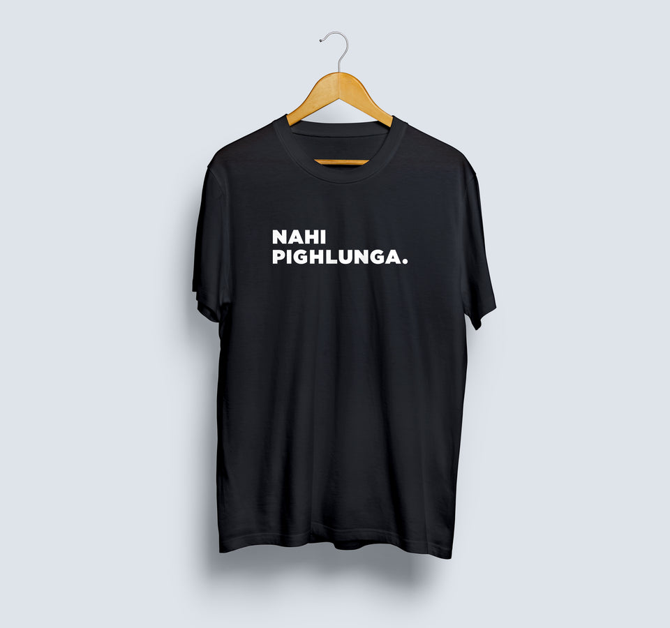 Nahi Pighlunga - Official Zakir Khan T-Shirt