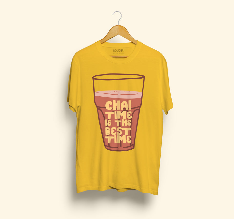 Chai Time - Official Kenny Sebastian T-Shirt - Unisex