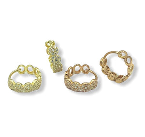 Maiko Hoop Earrings