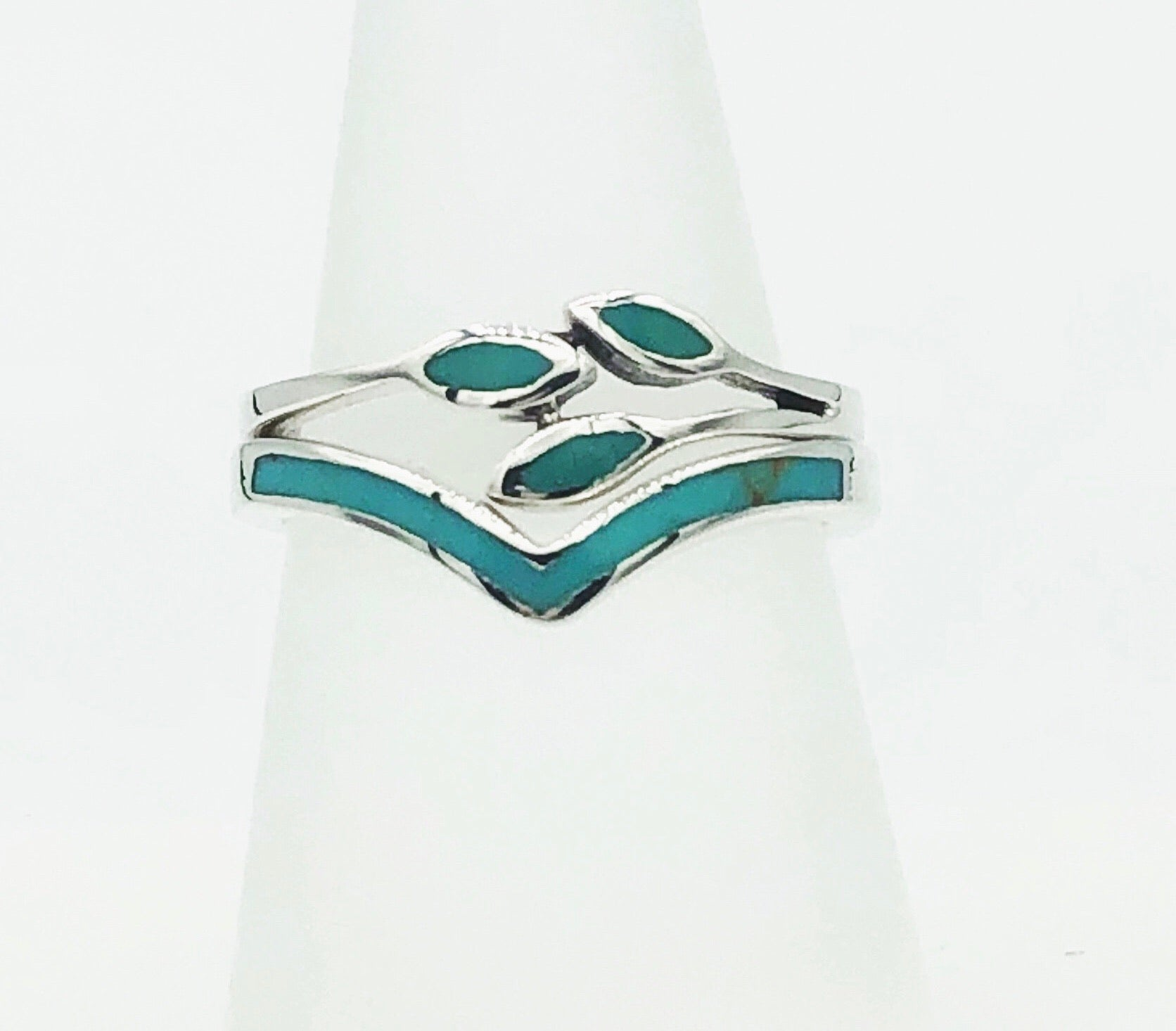 Abby Turquoise Ring