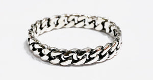 Hailey Chain Ring