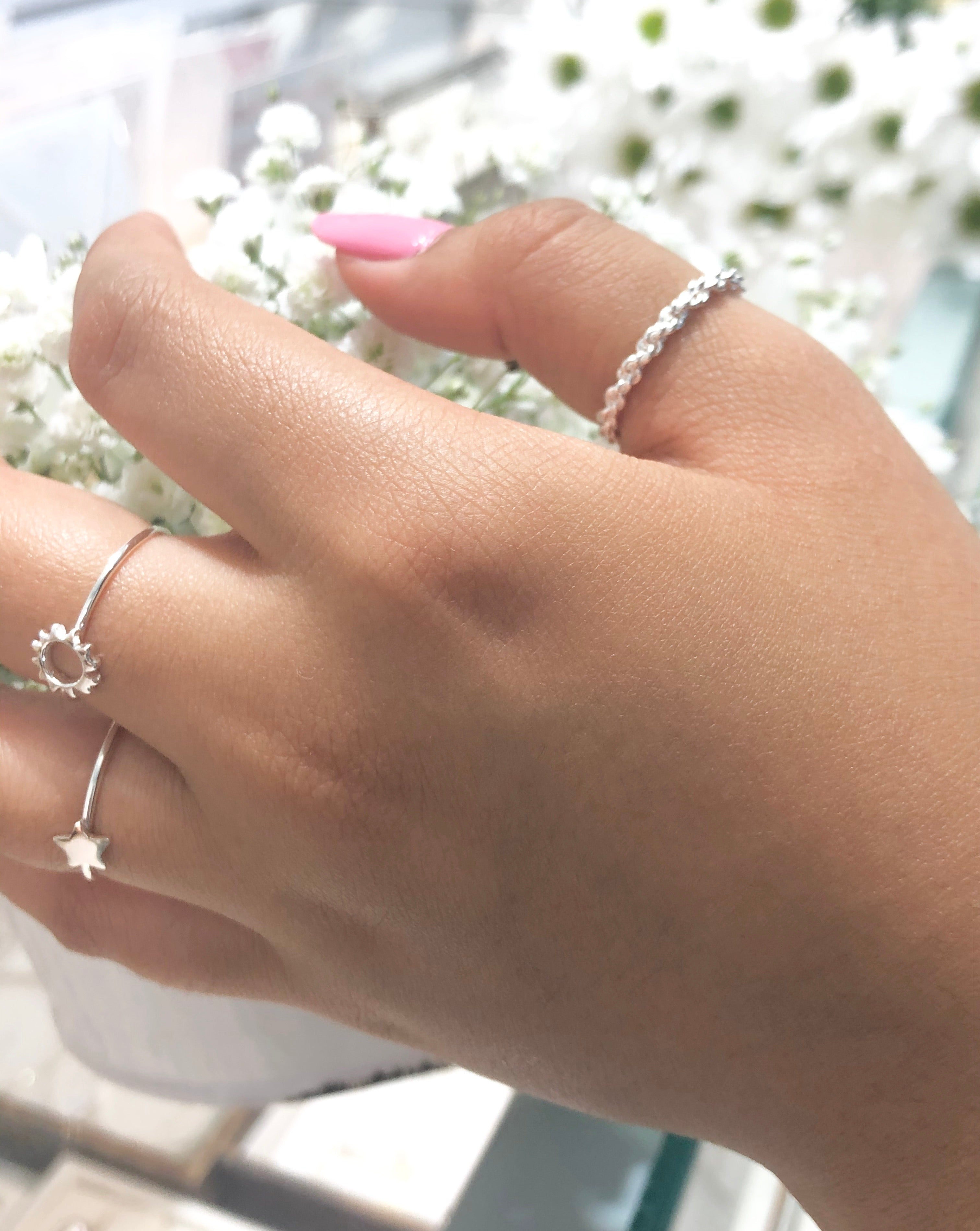Maddie Stackable Ring