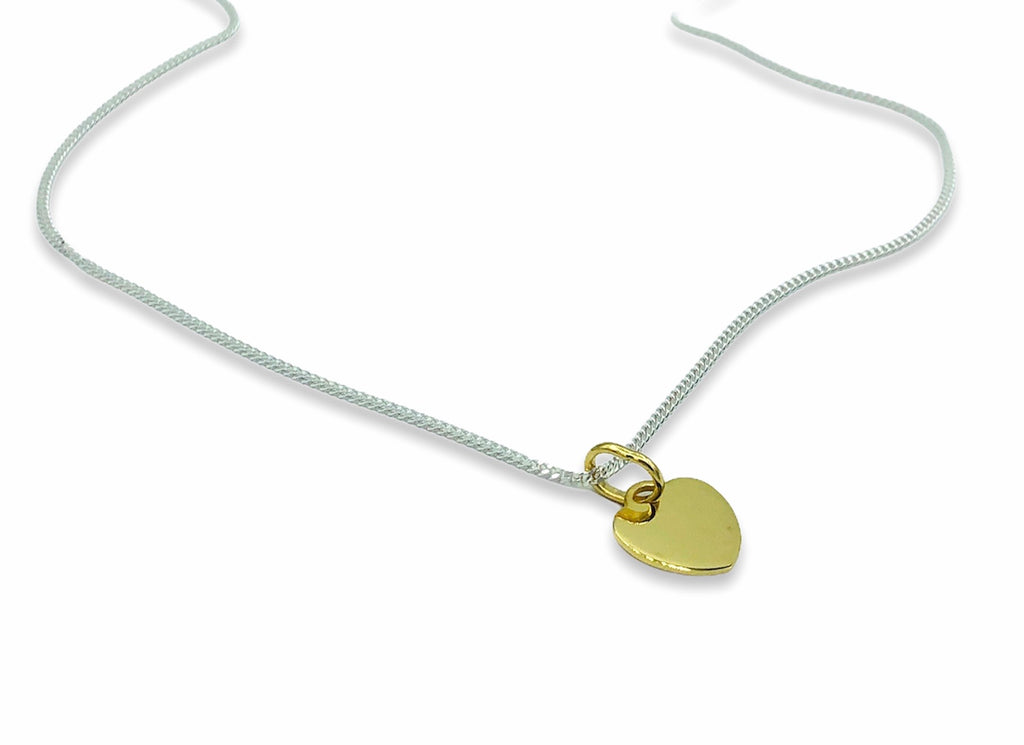 Zsa zsa Heart Necklace
