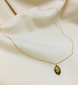 Kelly Rose Necklace