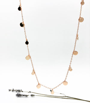Sienna Confetti Necklace
