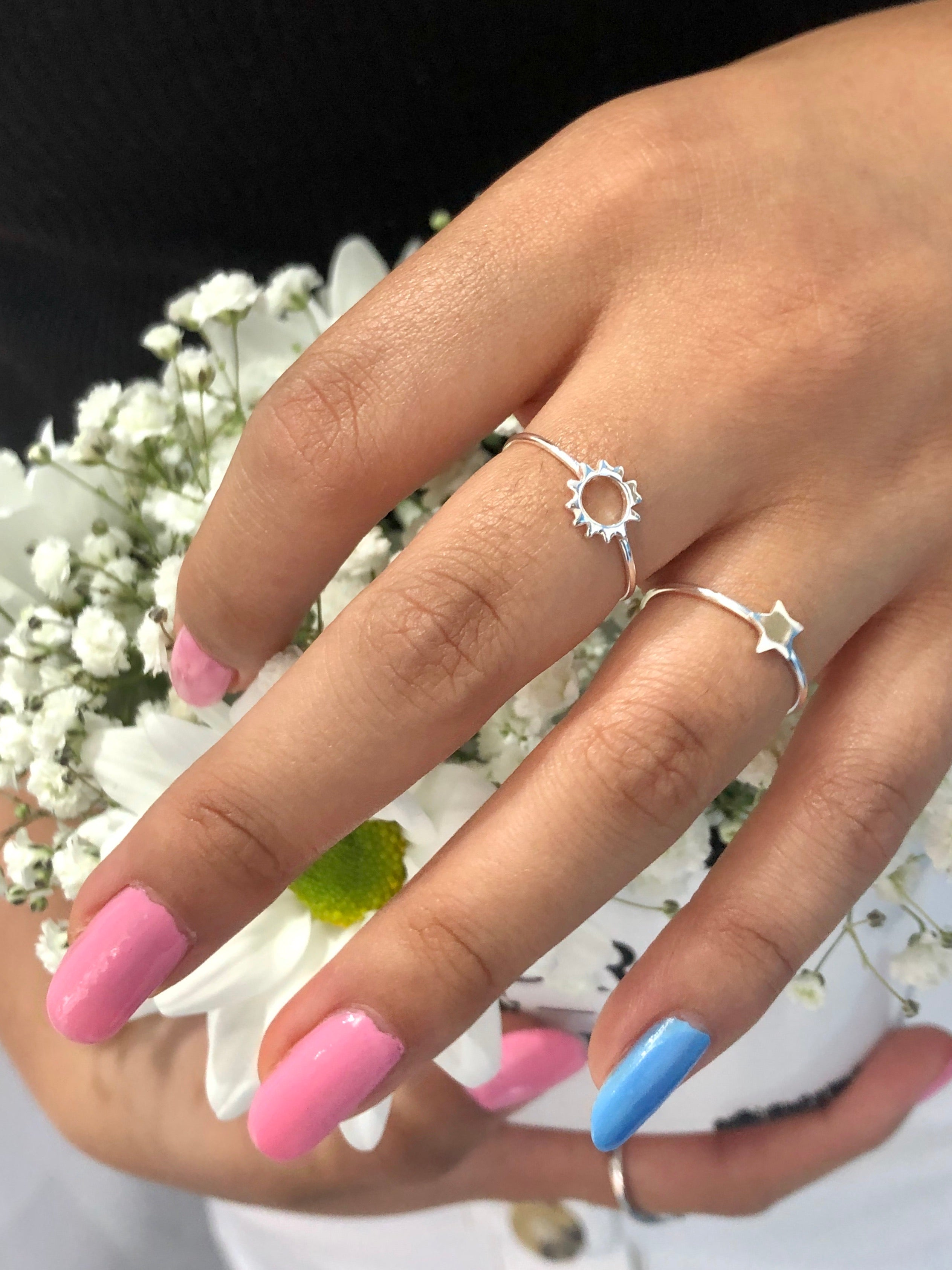 Kaylin Star Ring