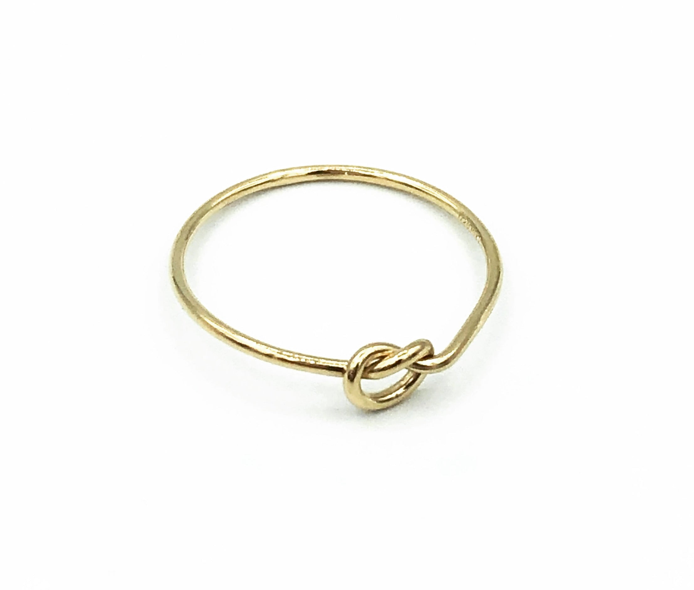 Kaia Love Knot Ring