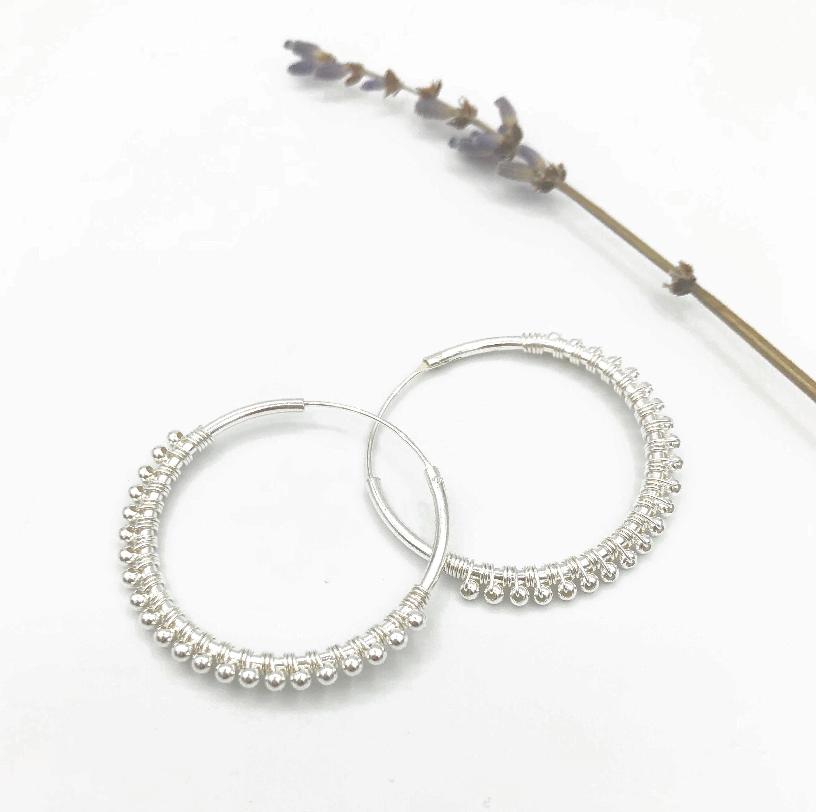 Wynter Hoop Earrings