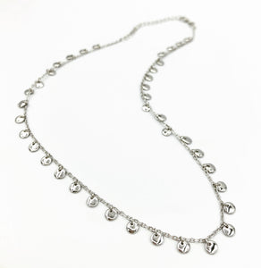 Lexi Disc Necklace
