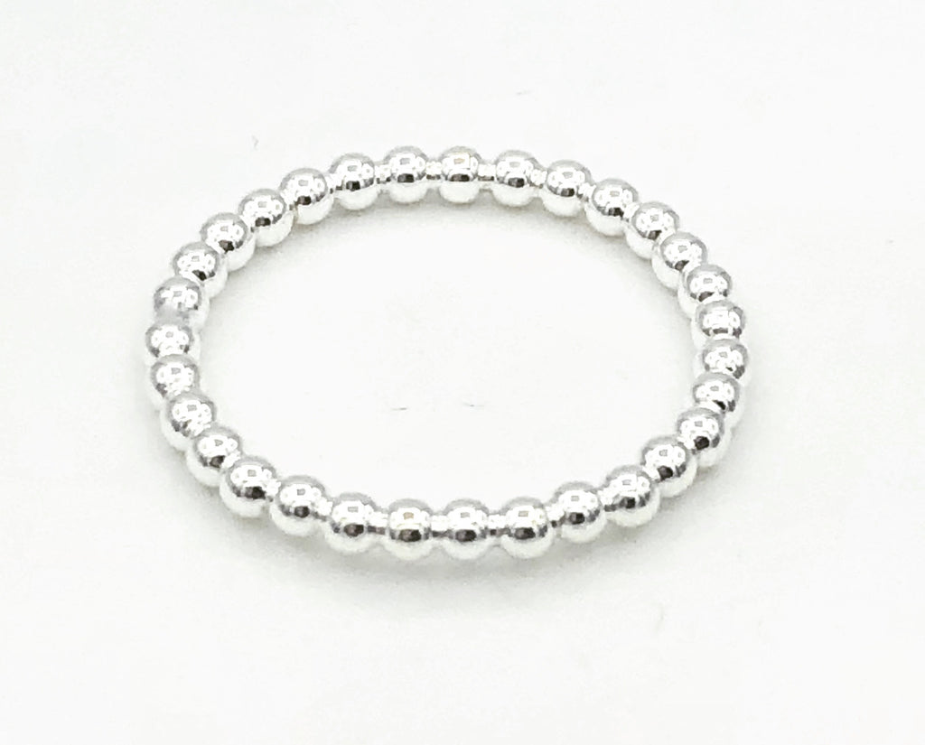 Erin Stackable Ball Ring