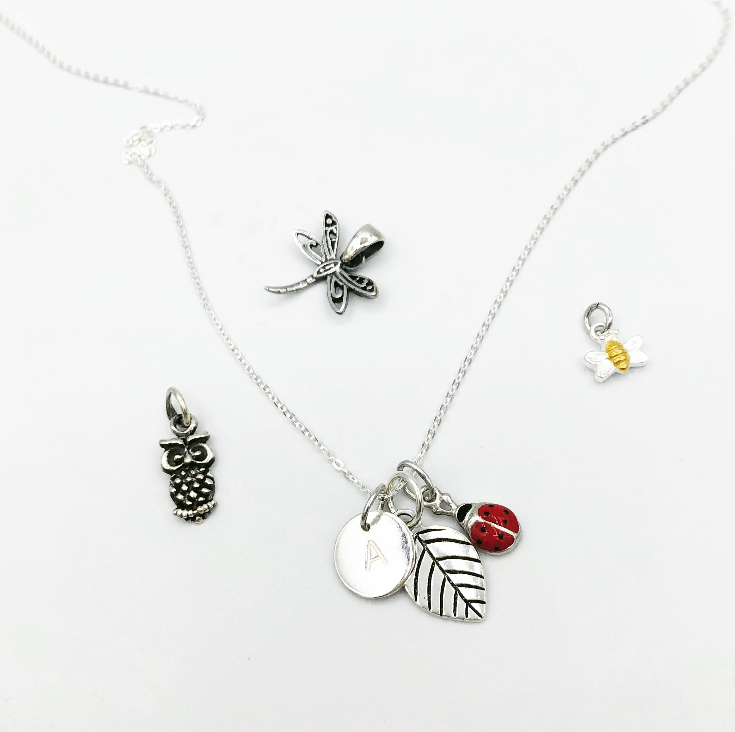 Nature Theme Charms
