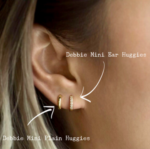 Debbie Mini Ear Huggies