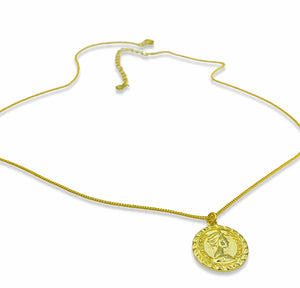 Kathryn Coin Necklace