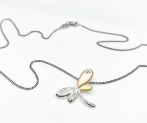 Sofia Dragonfly Necklace