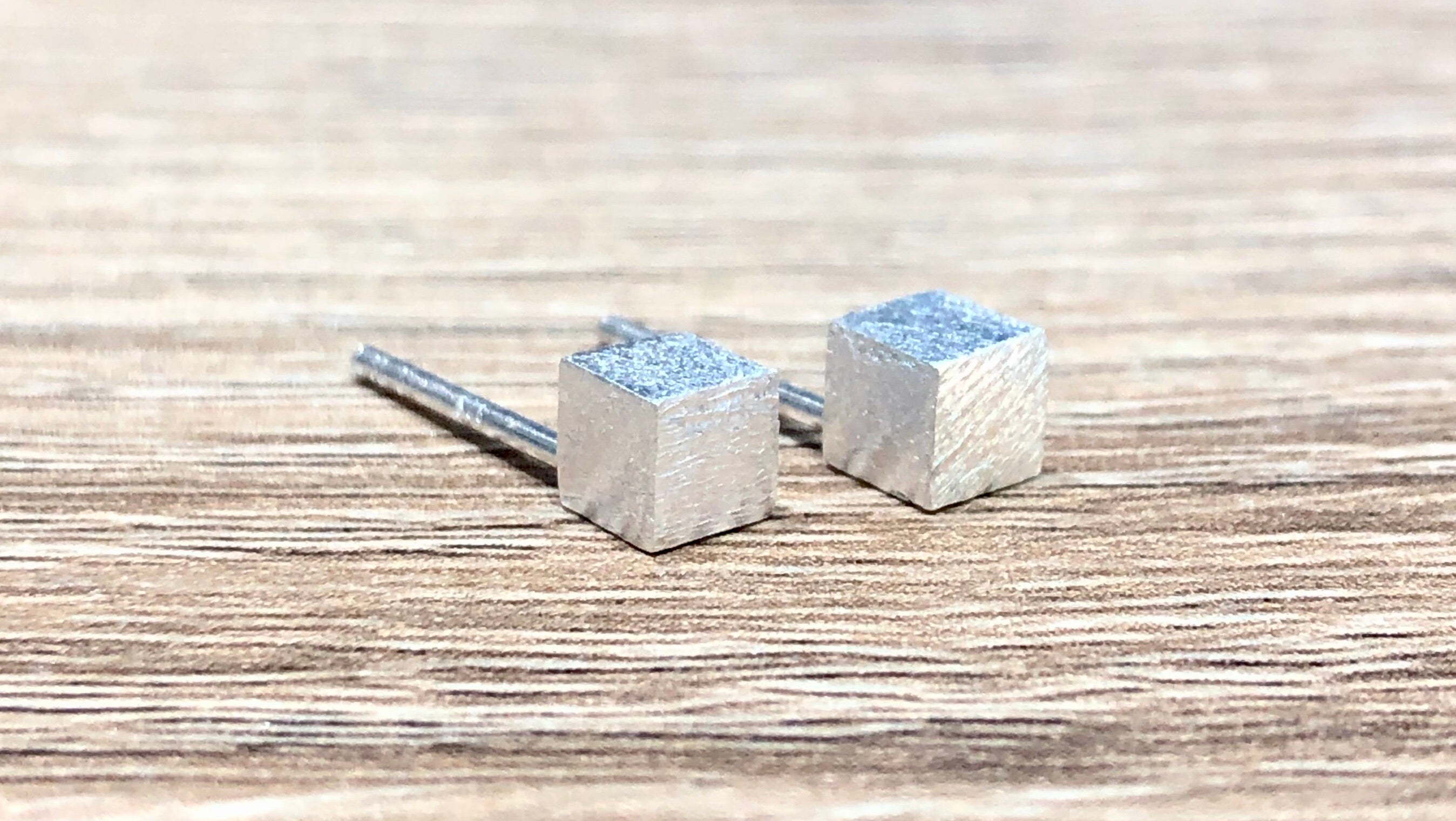 Madison Cube Earrings