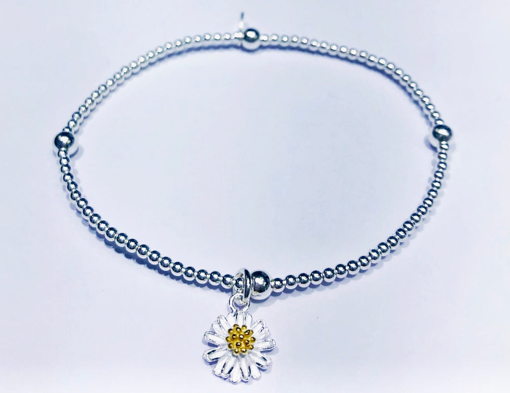 Daisy Stretchable Bracelet