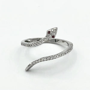 Bella Snake Ring