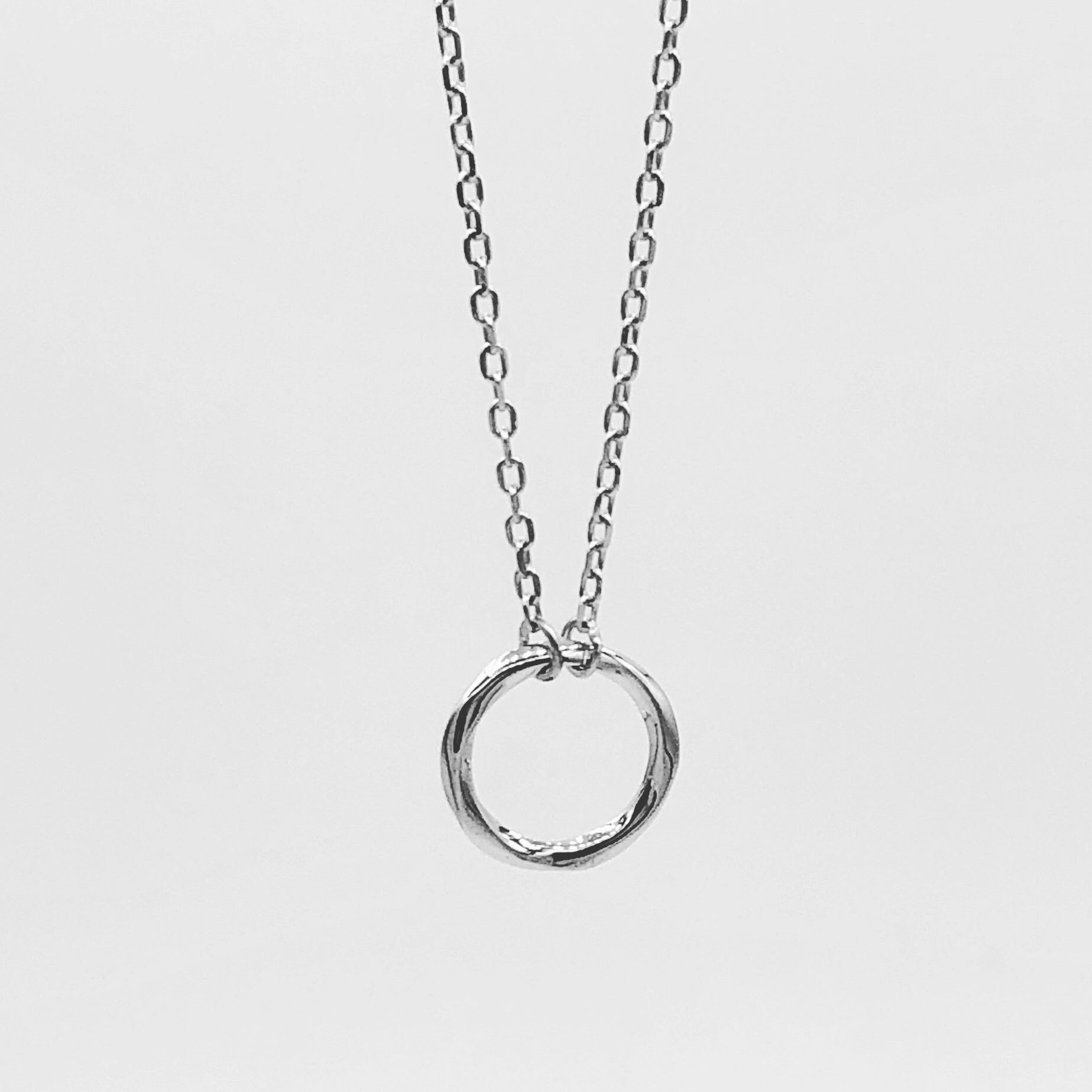 Hunter Mini Eternity Necklace