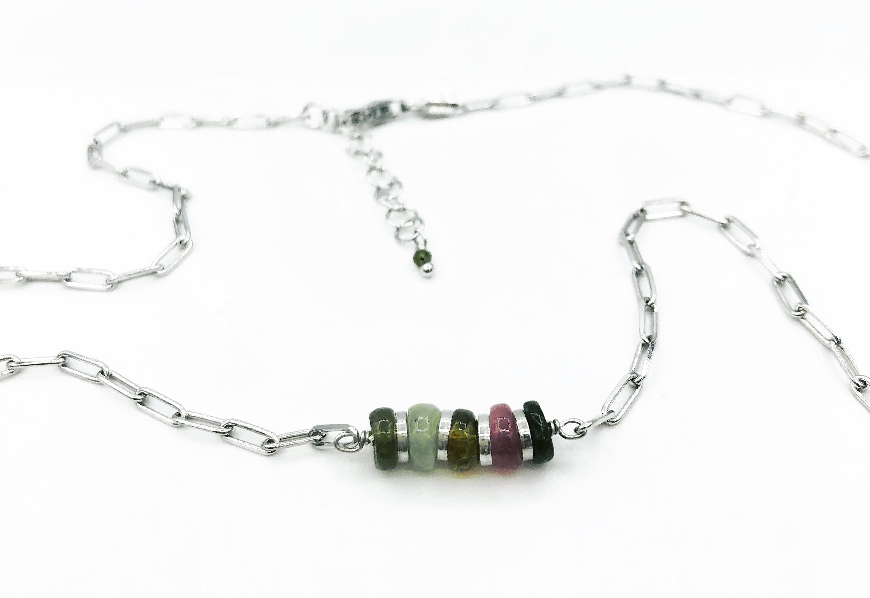 Brooke Tourmaline Necklace