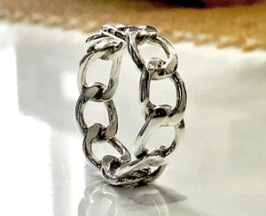 Allie Chain Ring