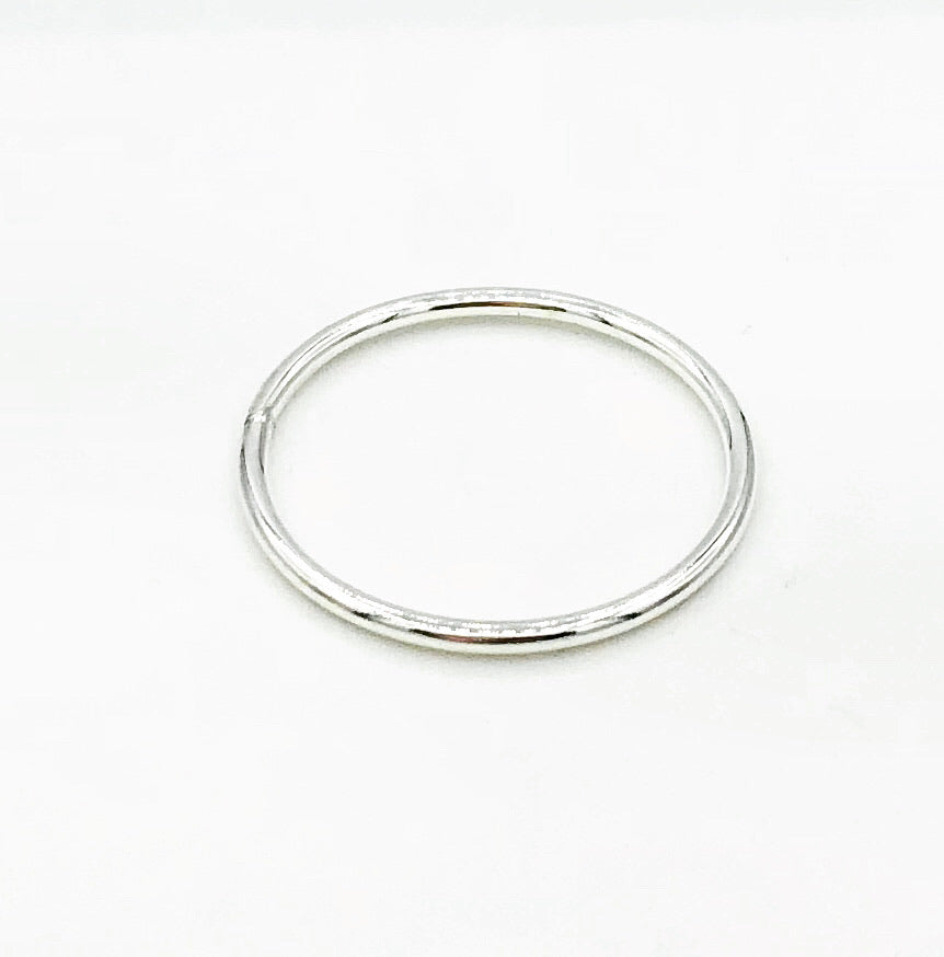 Drew Plain Stackable Ring