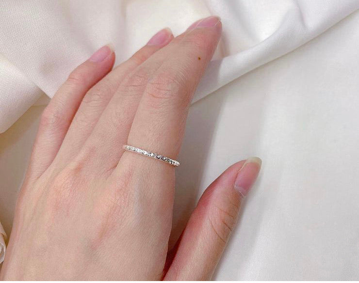 Colleen Stackable Ring