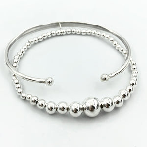 Shannon Engravable Bangle