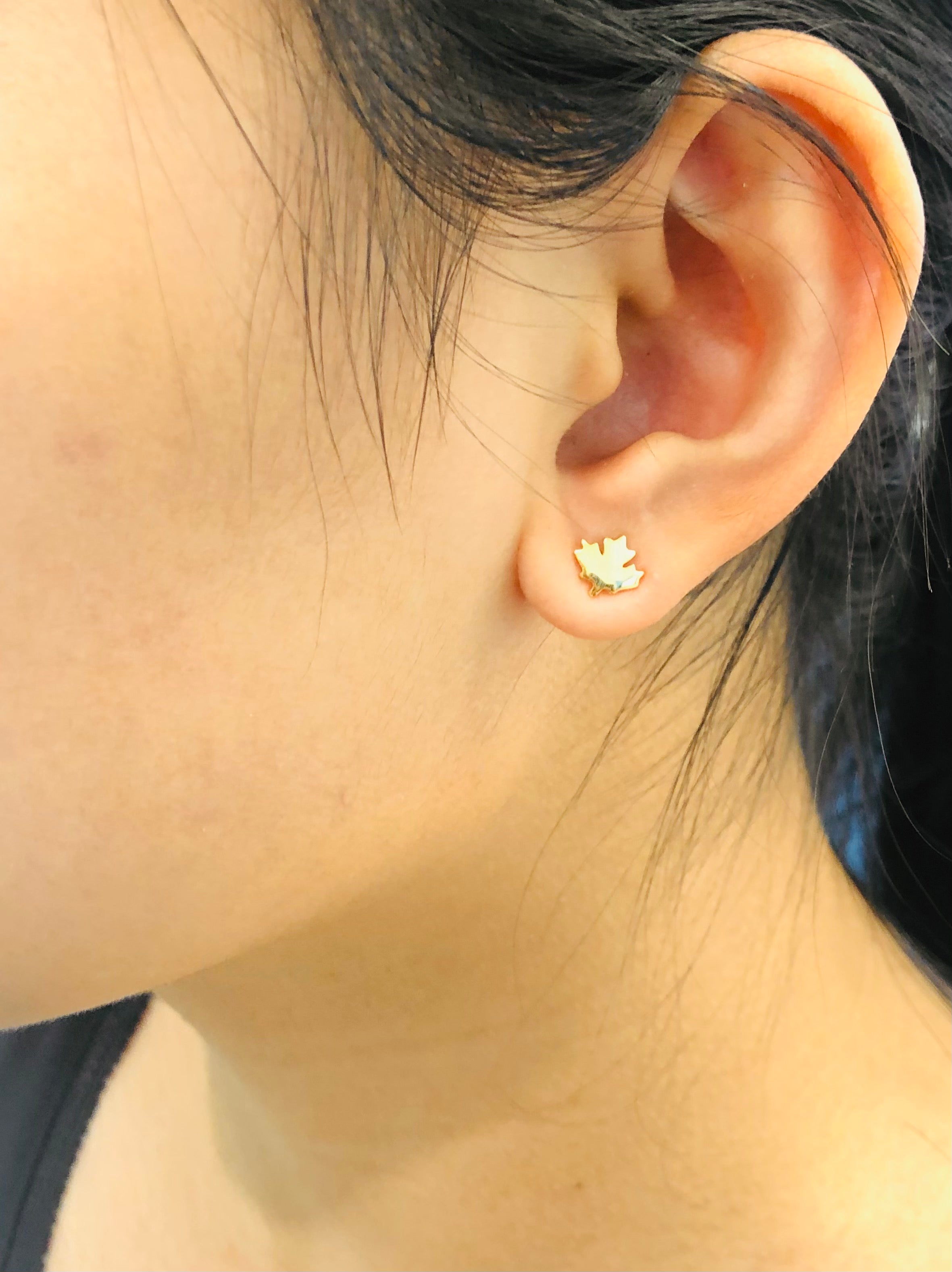 Elisbeth Stud Earrings