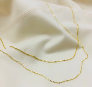 Cable Gold Chain