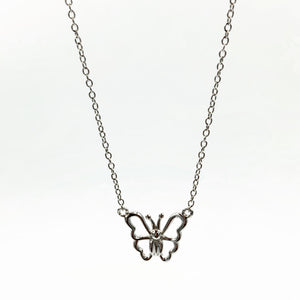 Katie Butterfly Necklace