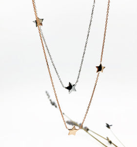 Addison Star Necklace